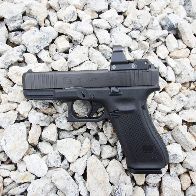 Modular Optic Ready Glock G45 MOS 2