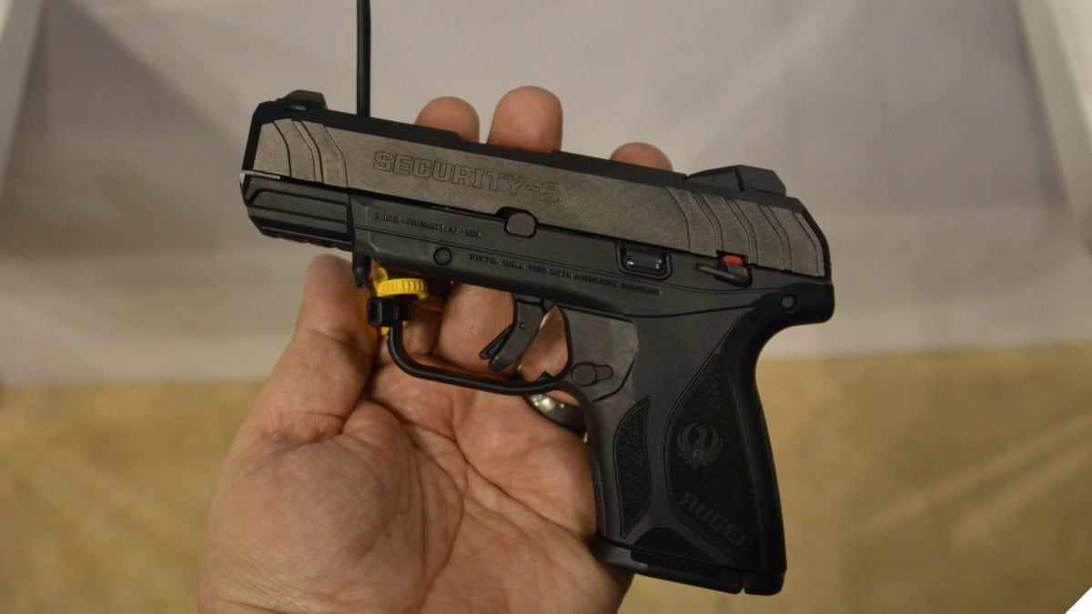 More on the New Ruger Security 9 Compact (VIDEOS) :: Guns com