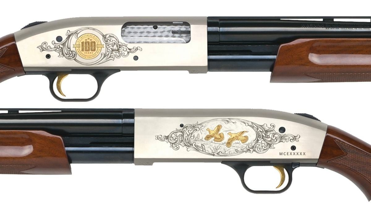 Mossberg Announces New 500 Centennial Limited Edition Shotgun