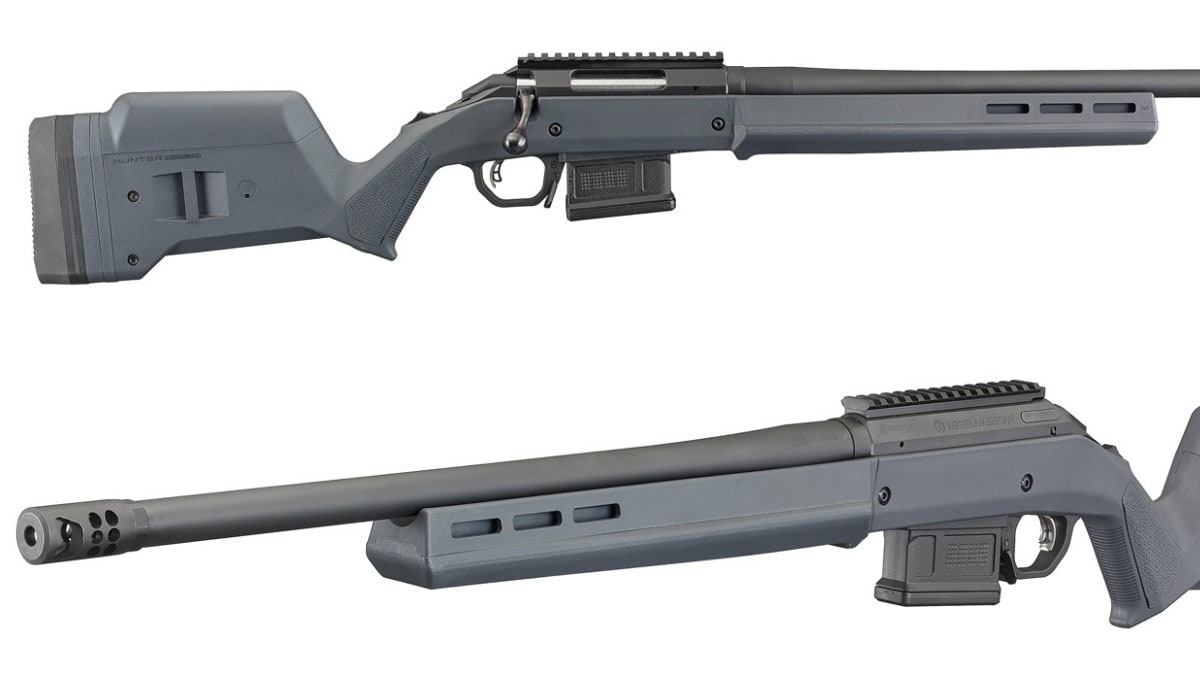 Ruger: New Magpul-enhanced American Rifle Hunter in 6.5, .308