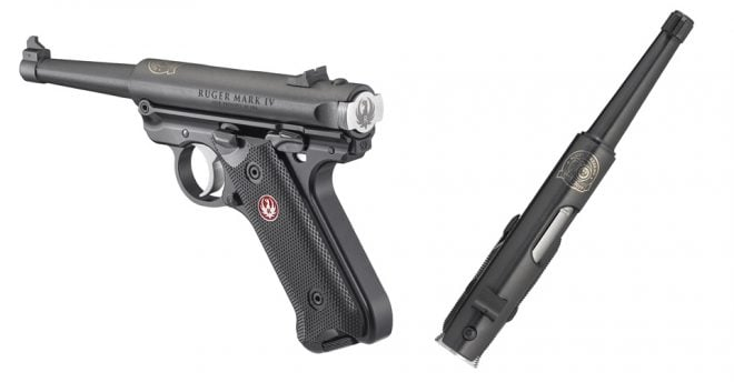 Ruger Celebrates 70 Years with Limited Edition Mark IV (PHOTOS)