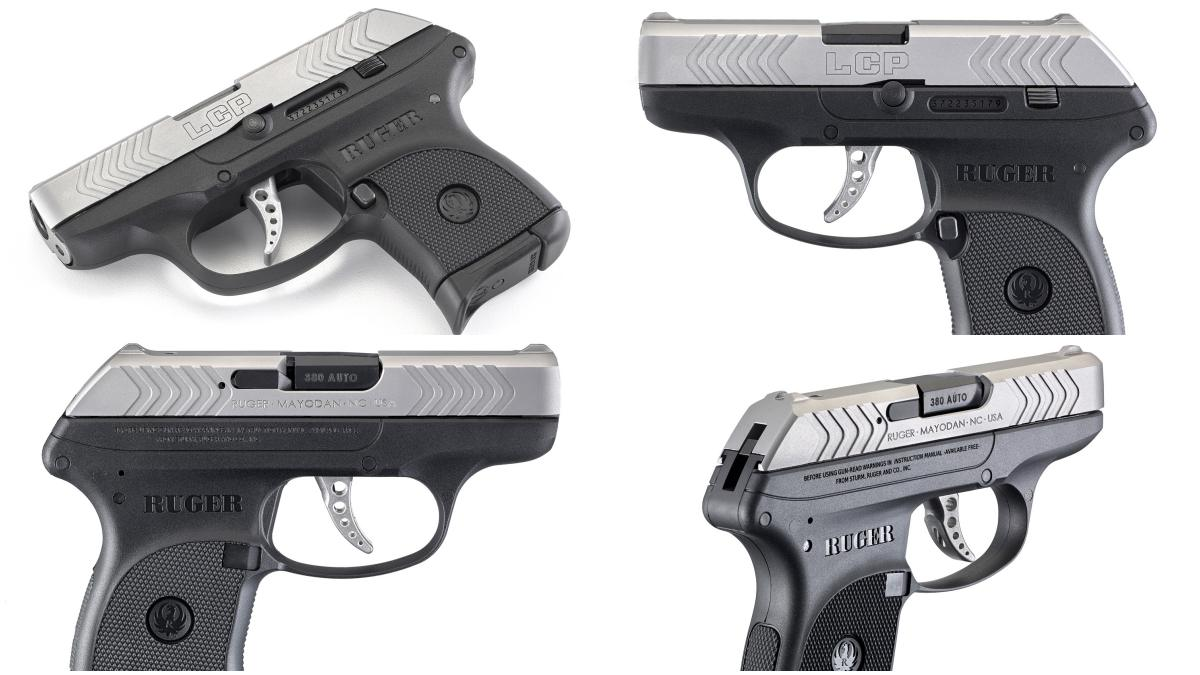 Ruger Makes Stainless LCP a Regular Offering