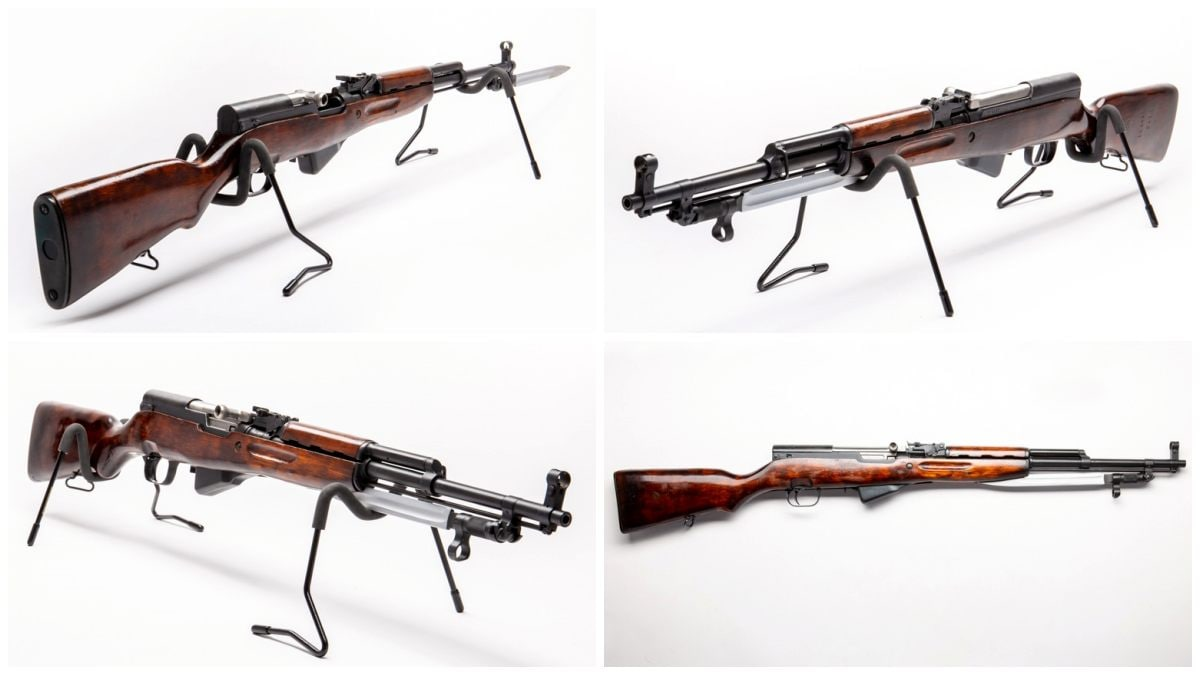 Russian SKS-45