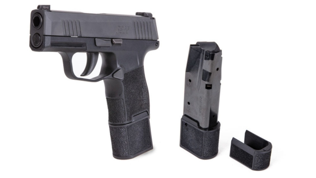Sig Sauer Announces 15 Round Mag for P365 Series Pistols