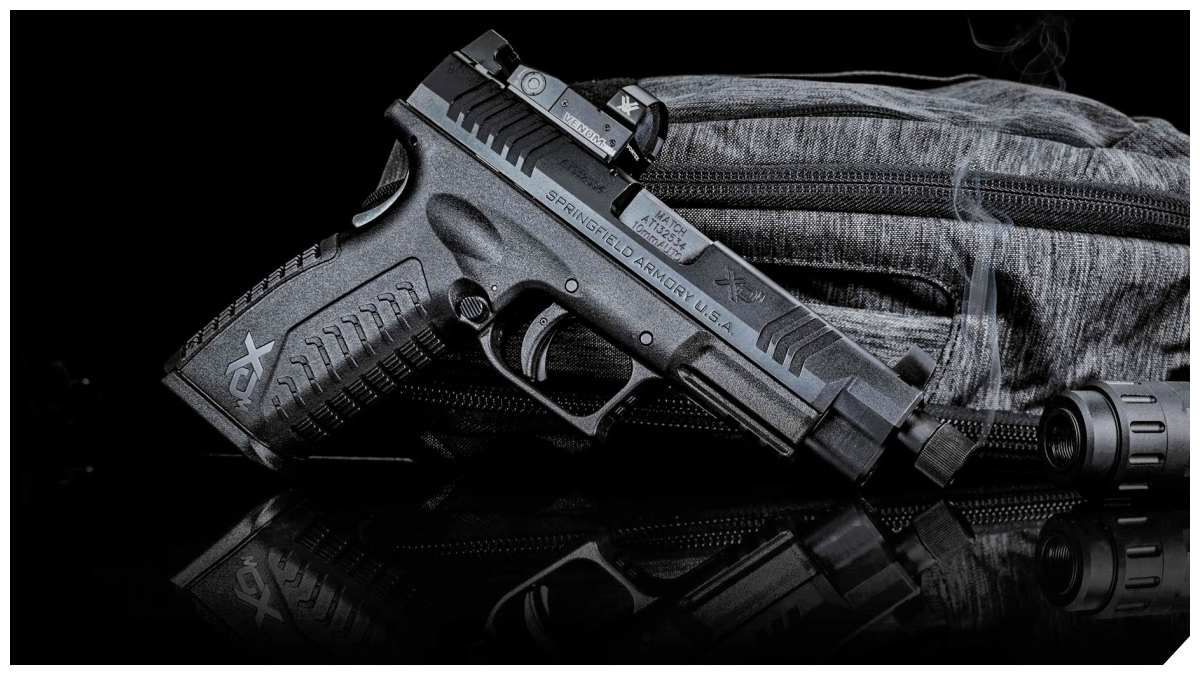 Springfield Armory adds 10mm to XD-M Optical Sight Pistol line