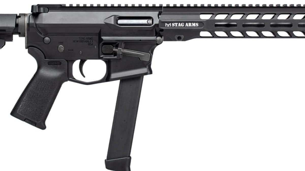 Stag Arms Unveils Stag PXC Pistol Caliber...