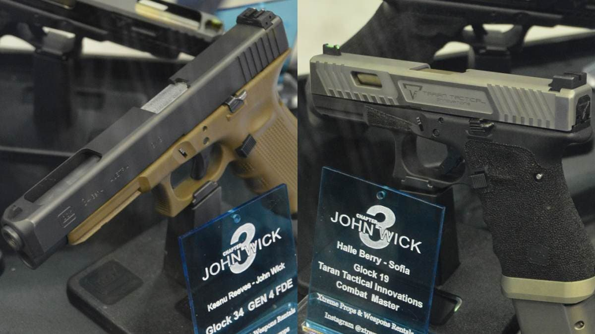 The Guns of John Wick Made the Rounds in Indy (PHOTOS)