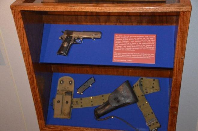 Thompson M1911