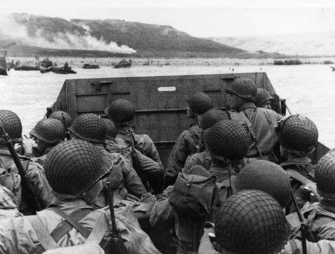 Normandy Invasion, June 1944