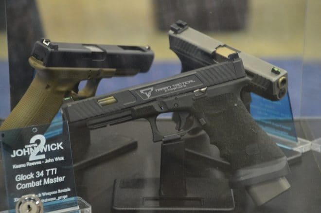 Wick's G34 Taran Tactical Combat Master from JW2
