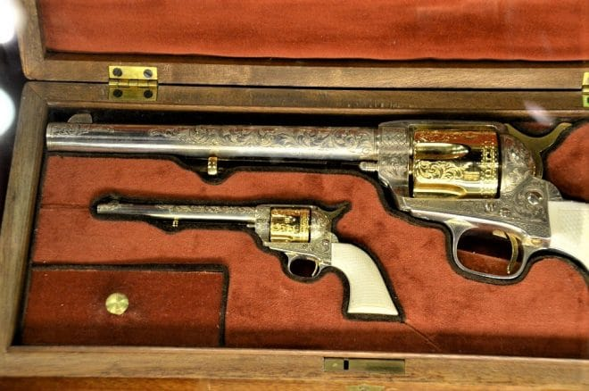 exhibition-quality Uberti Colt Single Action Army repros