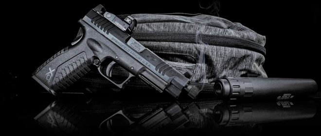 Springfield Armory XD-M 10mm OSP