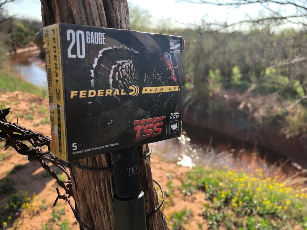 turkey hunting ammo from federal