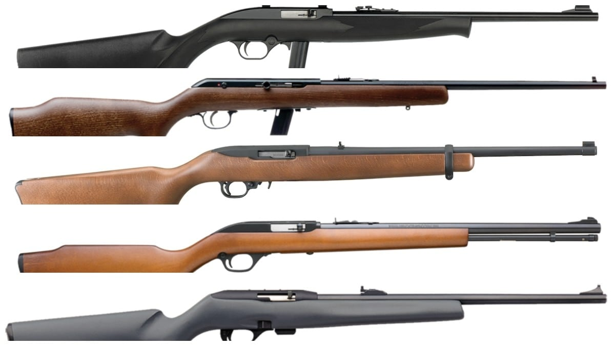 5 Affordable Semi-Auto Plinking Rifles that Never Go Out of Style