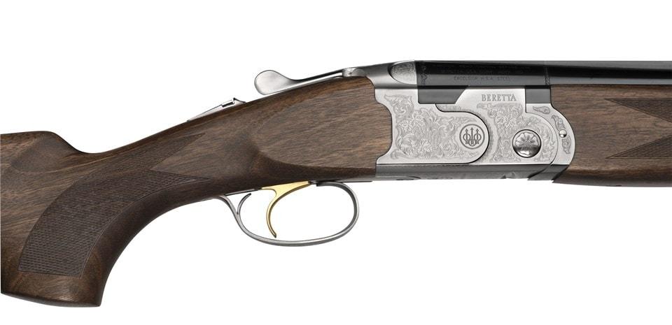 Beretta Updates 686 Silver Pigeon Shotgun