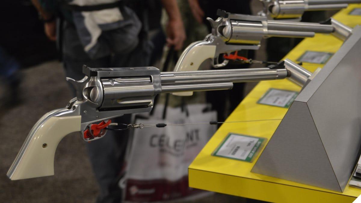 Magnum Research BFR revolver