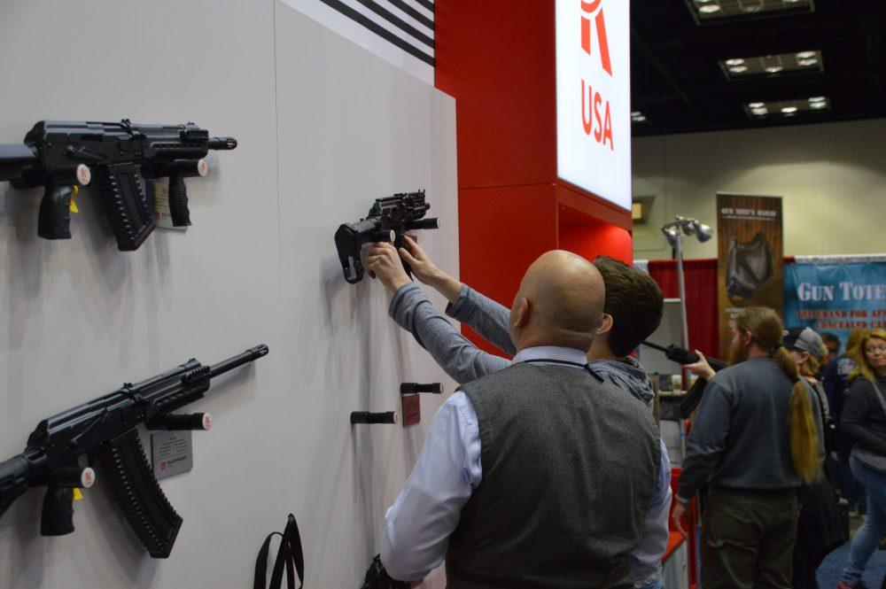 Kalashnikov AKs