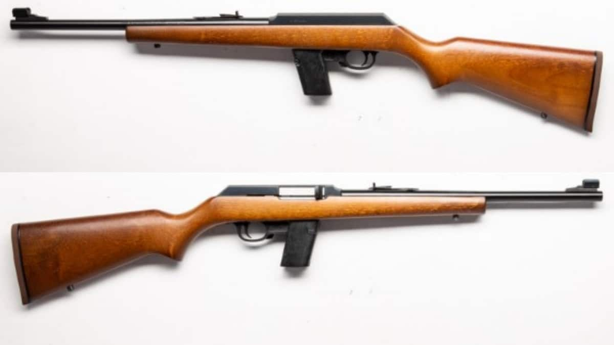 Forgotten Woods Gun: Marlin's Camp Carbine