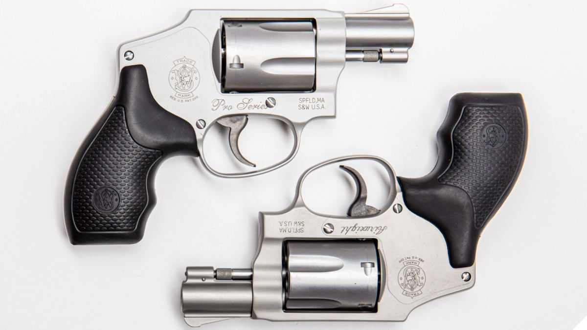 From the Guns.com Vault: Smith & Wesson 642 Snubbies