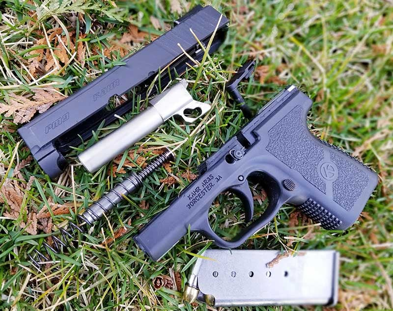 Kahr PM9: An Excellent Single Stack for Concealed Carry :: Guns com
