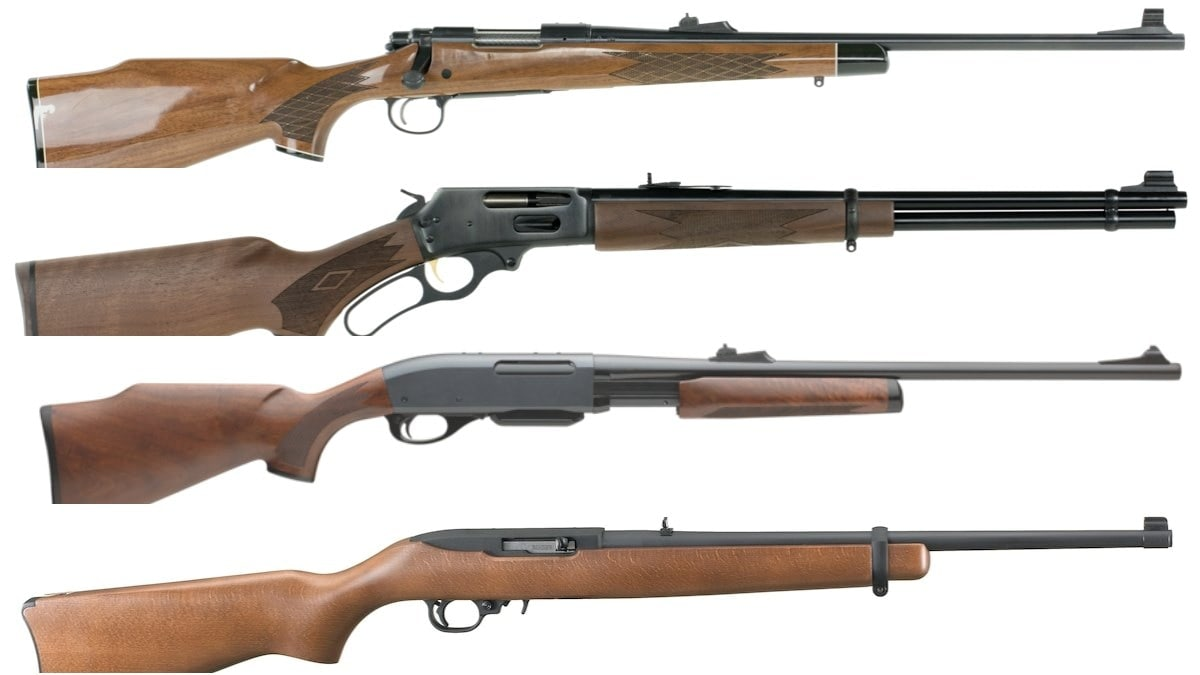 Rifle 101 The Difference Between Bolt Semi Auto Lever And Pump Actions Guns Com
