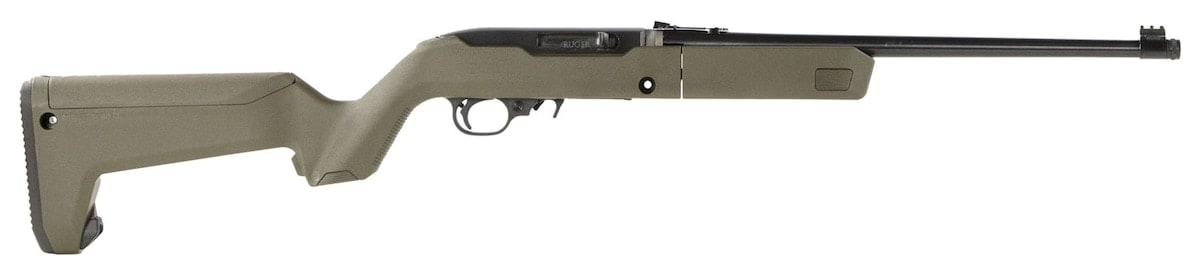 Ruger Takedown Magpul