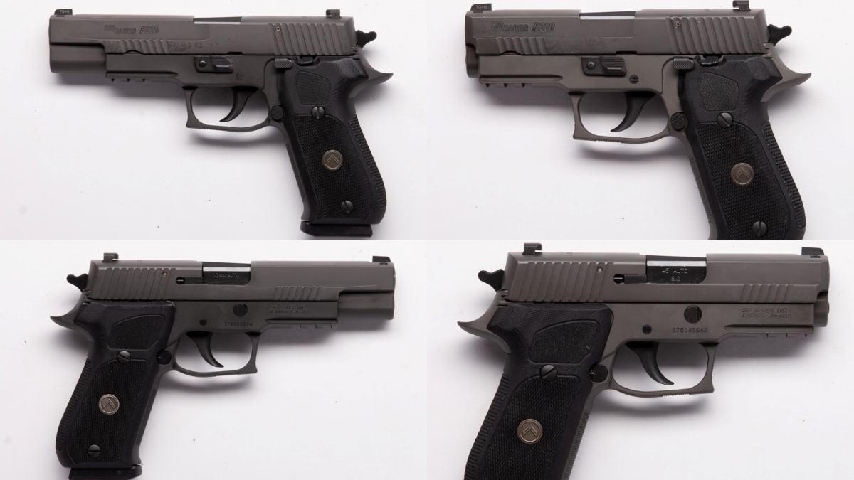 SIG SAUER P220 Legions