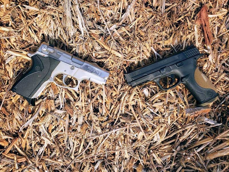 A Tale of Two Smith & Wesson Pistols: The 6906 vs The M&P