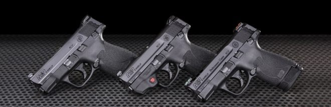 Smith & Wesson Ships 3 Millionth M&P Shield Pistol