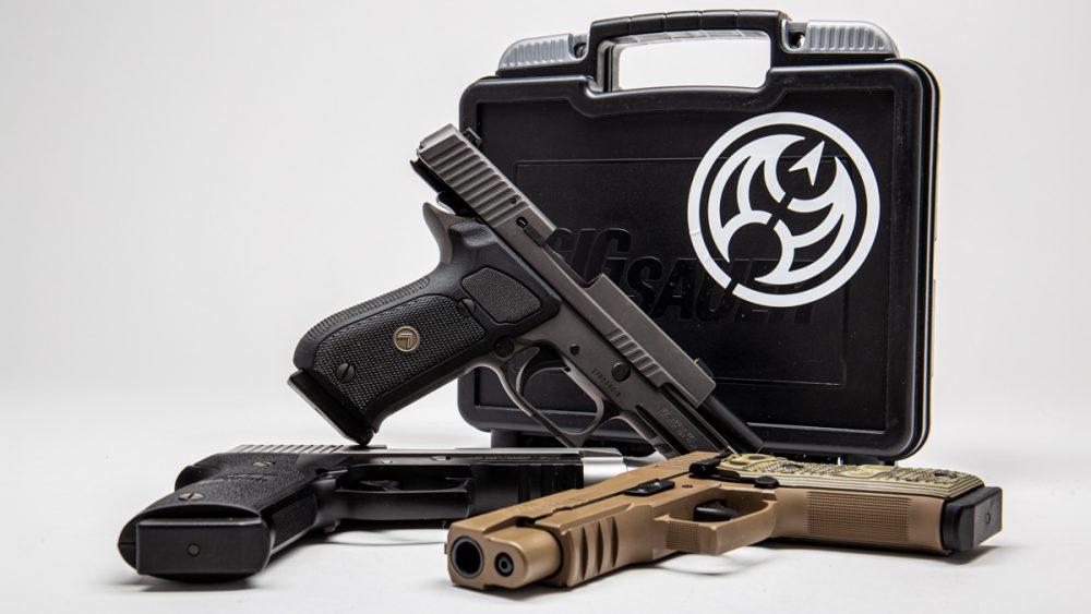 Sig P220 GunscomVault