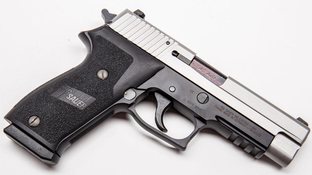 P220 two tone