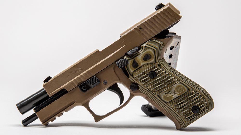 Sig P220 Scorpion Elite