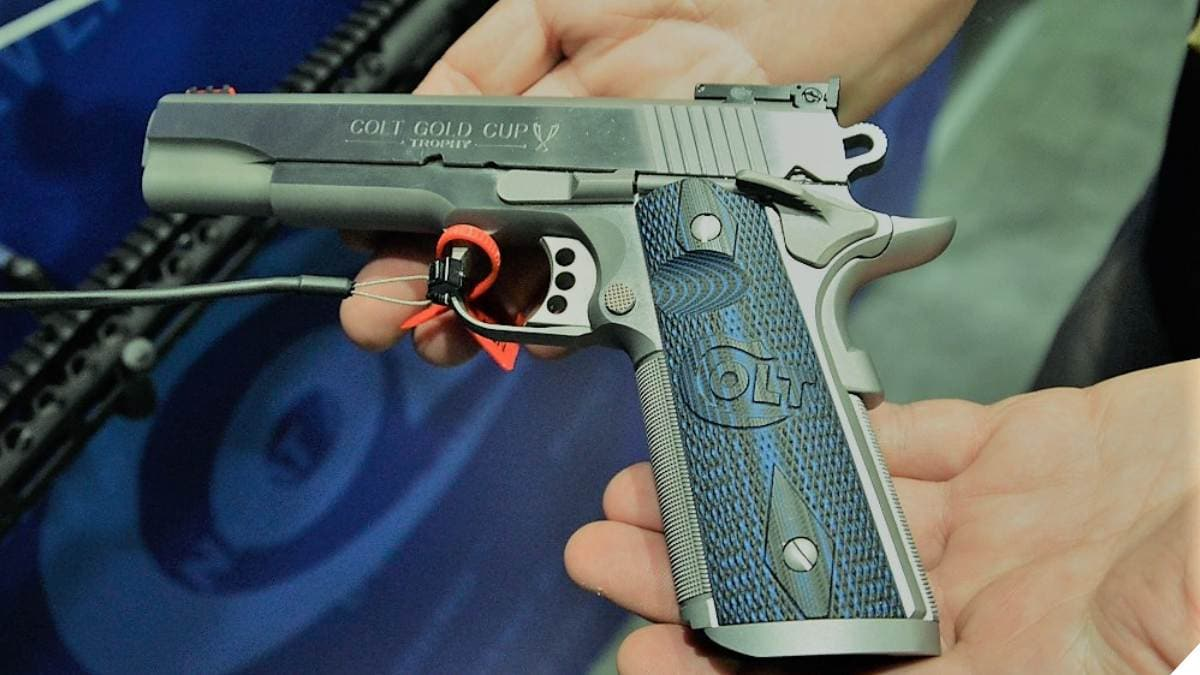 Colt Gold Cup 70 series