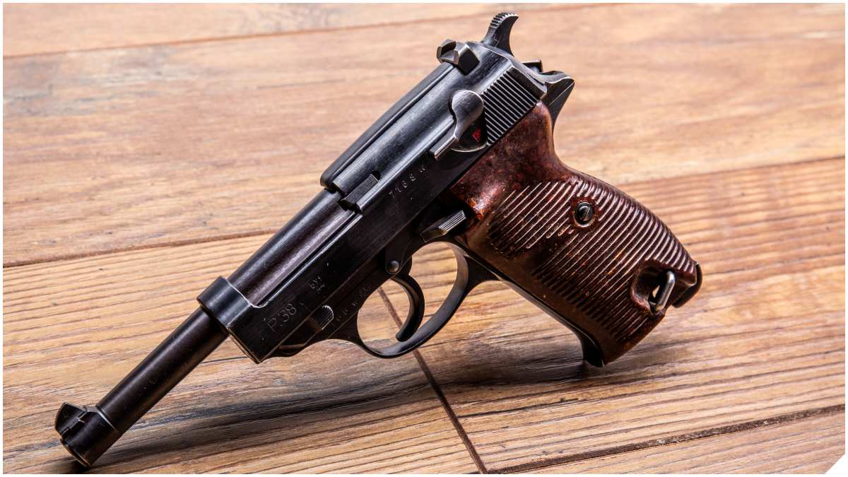 The Walther P-38: Single Stack with Staying Power (PHOTOS)