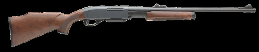 Remington 7600 pump action rifle