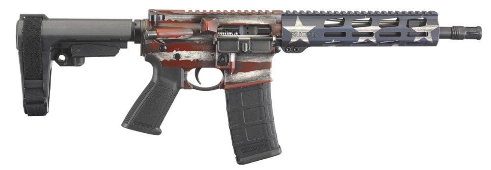 AR-556 Flag Series Pistol