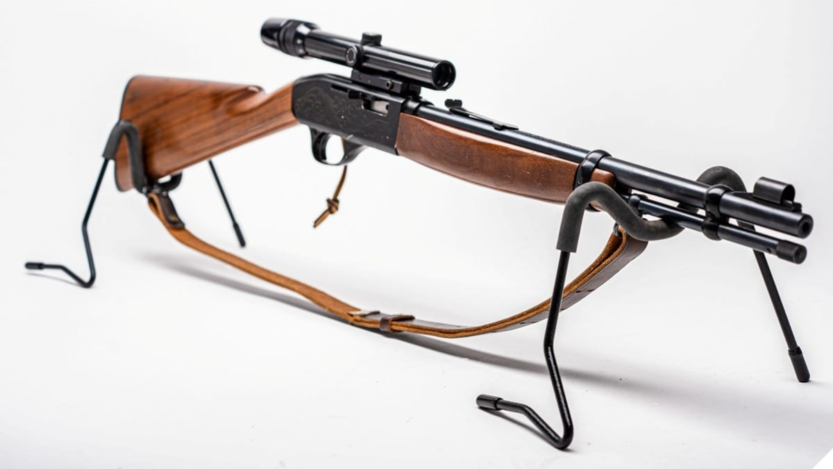 Colt's 'Old West' Rimfire: The Stagecoach 22LR Rifle