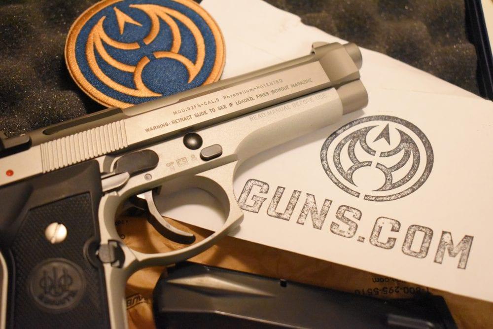 Beretta 92F Inox