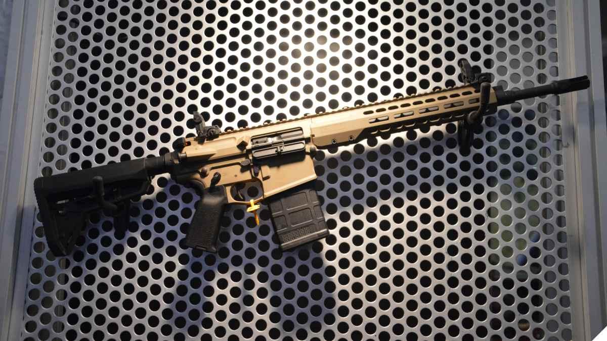 Barrett REC10