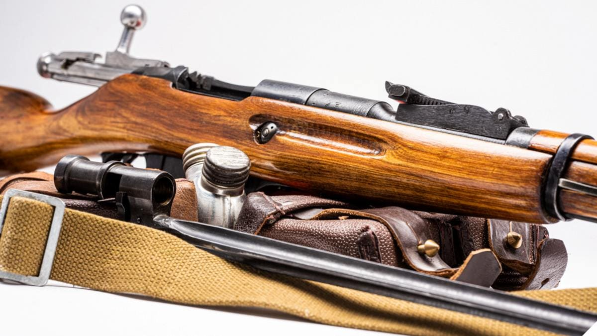 From the Guns.com Vault Mosin-Nagants of all Flavors