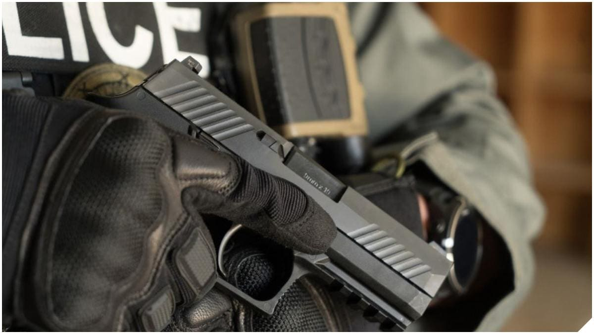 Milwaukee Police Chose Sig Sauer P320 as New Duty Pistol