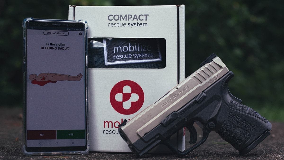 Mobilize Rescue Systems Offers Rescue for Range Days