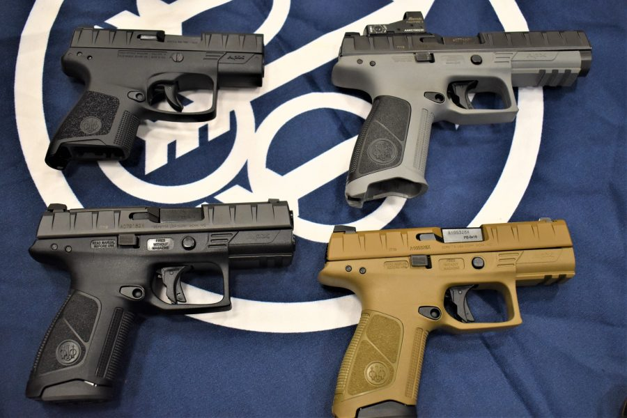 New Beretta APX models