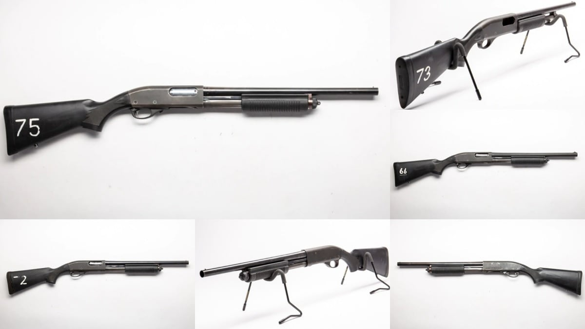 Remington Police Magnum trade ins