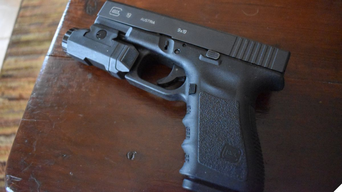 Gen 3 Glock 19 Inforce APL