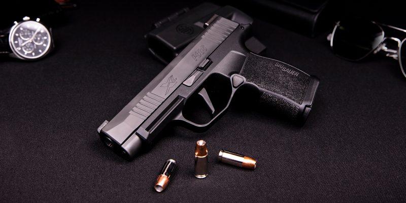 Sig Sauer P365XL w ammo
