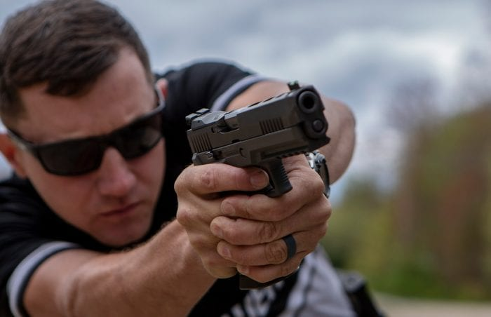 Sig Sauer Steps Up P320 Game with XFive Legion Pistol (VIDEOS)