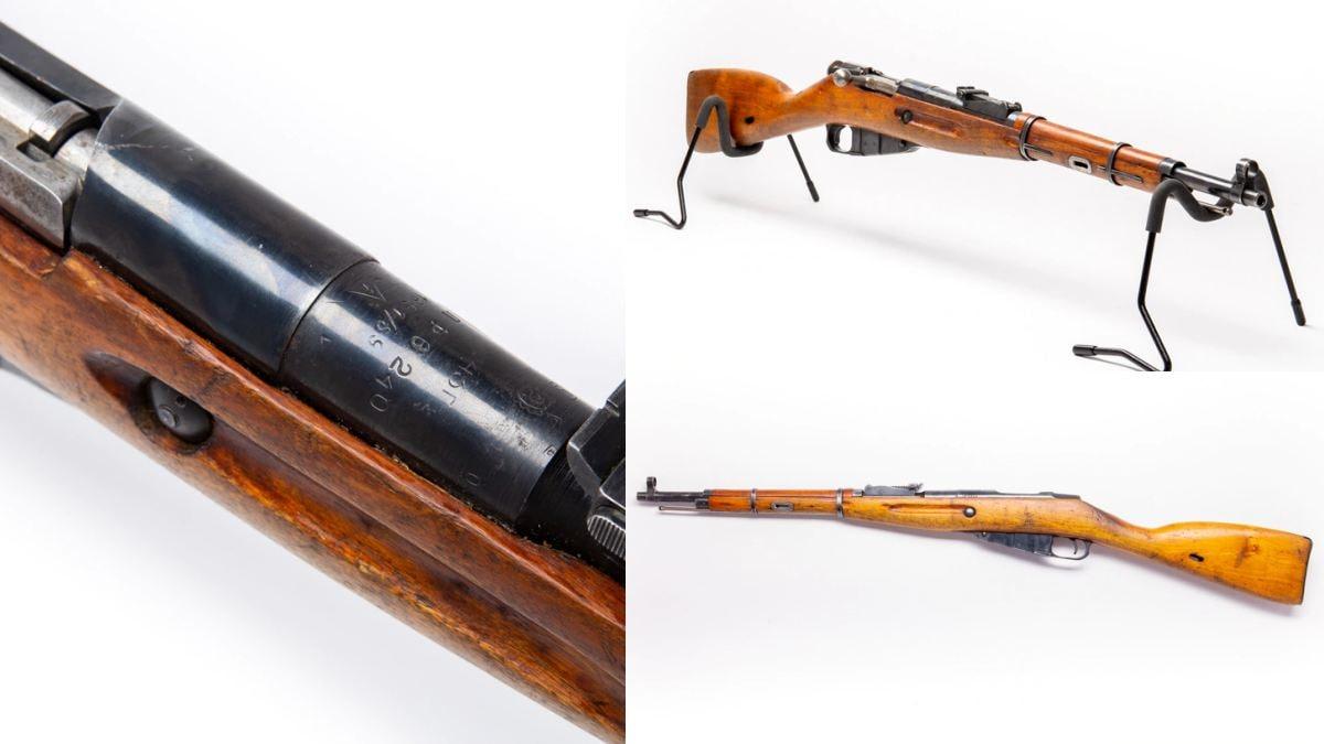 Mosin M91/59 for sale