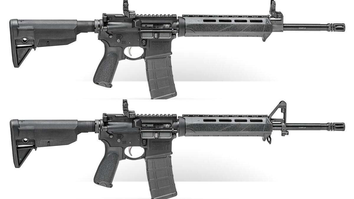 Springfield Armory's New M-Lok SAINT Rifles