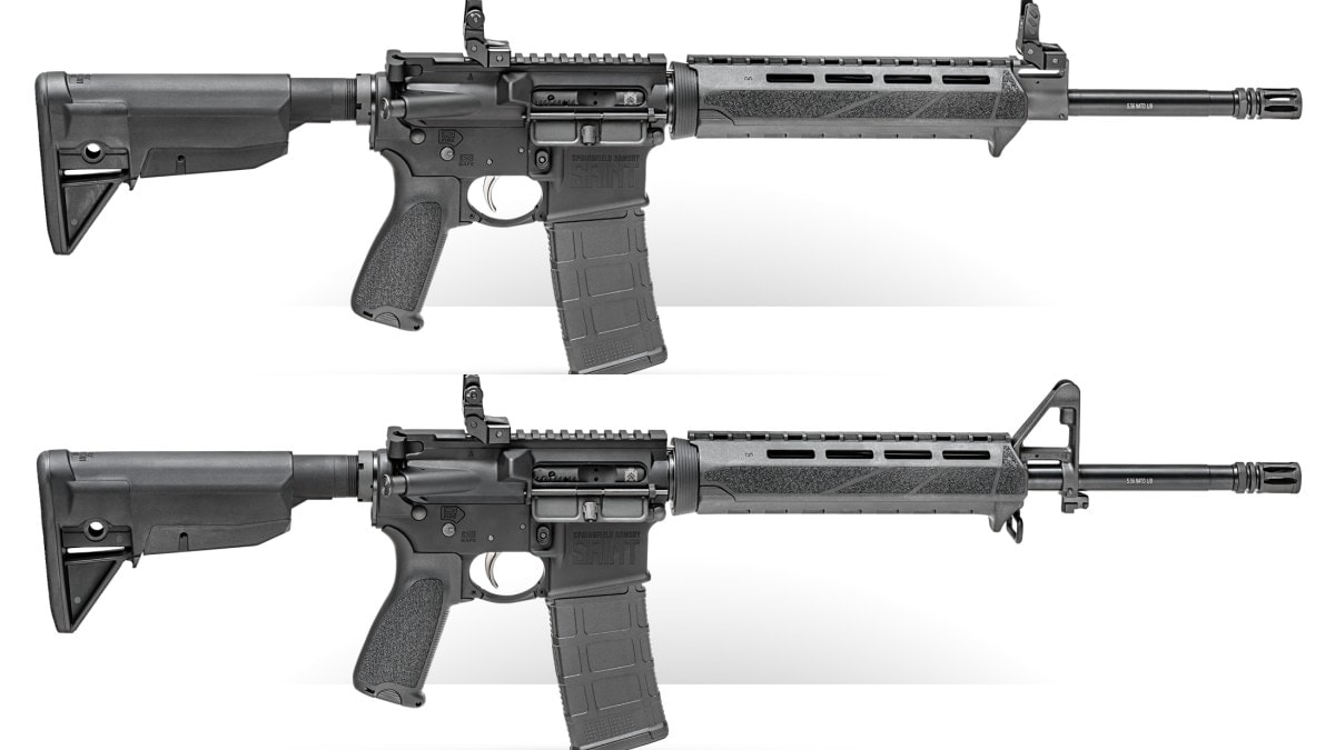 Springfield Armory's brings M-LOK to SAINT Rifles